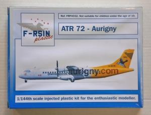 F-RSIN 1/144 4032 ATR 72 AURIGNY