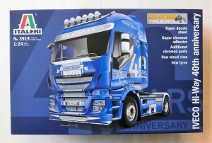 ITALERI 1/24 3919 IVECO HI-WAY 40th ANNIVERSARY