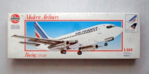 AIRFIX 1/144 03181 BOEING 737-200 AIR FRANCE/BA