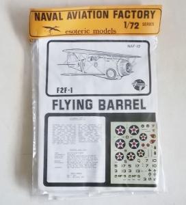 ESOTERIC 1/72 NAF-13 F2F-1 FLYING BARREL