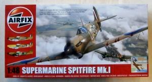 AIRFIX 1/48 05126 SUPERMARINE SPITFIRE Mk.I