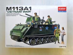 ACADEMY 1/35 1389 M113A1 VIETNAM VERSION