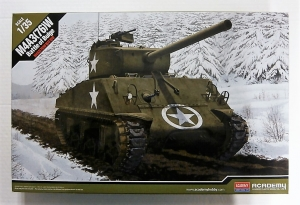 ACADEMY 1/35 13500 M4A3 76 W BATTLE OF THE BULGE
