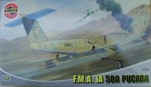AIRFIX 1/72 03068 FMA IA 58A PUCARA
