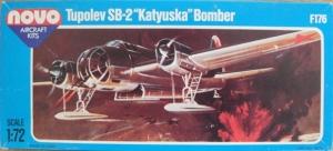 NOVO 1/72 F176 TUPOLEV SB-2 KATYUSHA