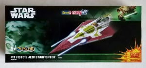 REVELL  06688 KIT FISTOS JEDI STARFIGHTER
