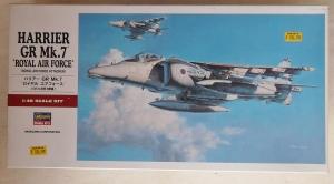 HASEGAWA 1/48 PT36 HARRIER GR Mk.7 RAF