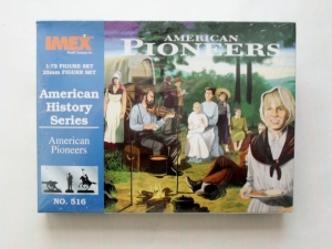 IMEX 1/72 516 AMERICAN PIONEERS