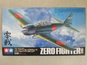 TAMIYA 1/32 60309 MITSUBISHI A6M5 ZERO FIGHTER ZEKE