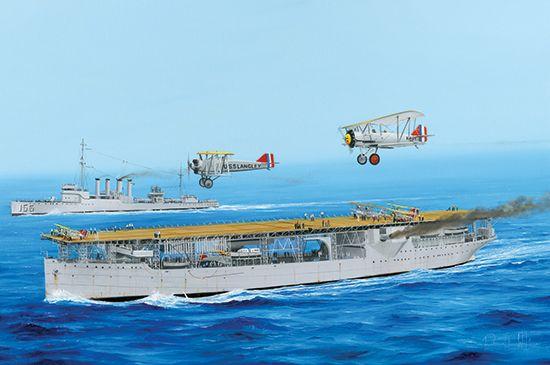TRUMPETER 1/350 05631 USS LANGLEY CV-1