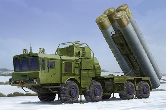 TRUMPETER 1/35 01057 40N6 OF 51P6A TEL S-400  UK SALE ONLY