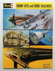REVELL  REVELL SERIES 5 CATALOGUE