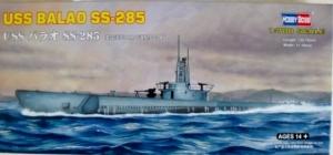 HOBBYBOSS 1/700 87011 USS BALAO SS-285