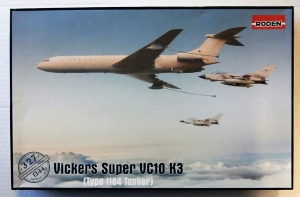 RODEN 1/144 327 VICKERS SUPER VC-10 K3  TYPE 1164 TANKER
