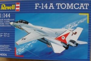 REVELL 1/144 04004 F-14A TOMCAT