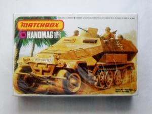 MATCHBOX 1/76 PK-83 Sd.Kfz 251/1 HANOMAG