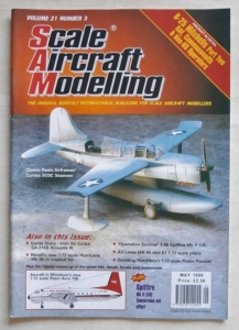 SCALE AIRCRAFT MODELLING  SAM VOLUME 21 ISSUE 03