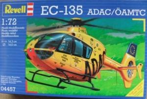 REVELL 1/72 04457 EUROCOPTER EC-135 ADAC / OAMTC