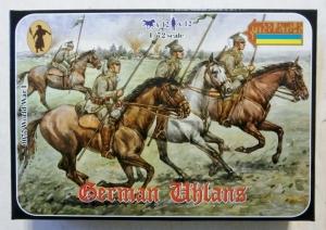 STRELETS 1/72 0072 GERMAN UHLANS