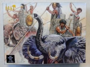 HAT INDUSTRIES 1/32 9023 CARTHAGINIAN WAR ELEPHANT