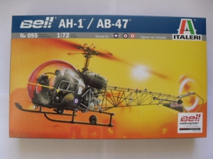 ITALERI 1/72 095 BELL AH-1/AB-47 LIGHT