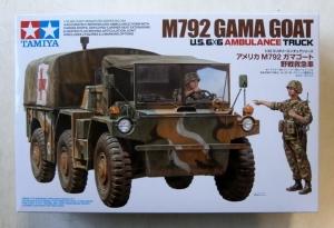 TAMIYA 1/35 35342 M792 GAMA GOAT US 6x6 AMBULANCE TRUCK