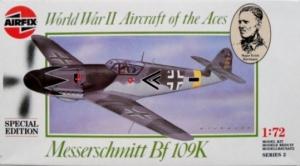 AIRFIX 1/72 02092 MESSERSCHMITT Bf 109K SPECIAL EDITION