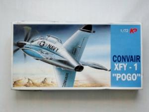 KP 1/72 CONVAIR XFY-1 POGO