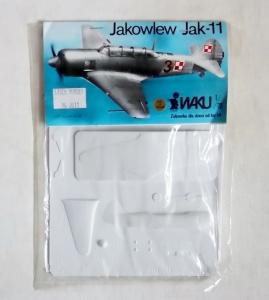 WAKU 1/72 JAK-11