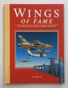 CHEAP BOOKS  ZB787 WINGS OF FAME VOLUME 18