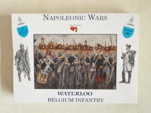 CALL TO ARMS 1/32 30 BELGIUM INFANTRY - NAPOLEONIC