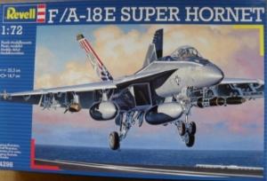REVELL 1/72 04298 F/A-18E SUPER HORNET