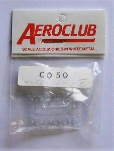 AEROCLUB 1/72 C050 HURRICANE II CANOPY