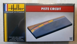 HELLER 1/35 81252 PISTE CIRCUIT DIORAMA