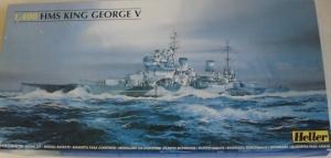HELLER 1/400 81088 KING GEORGE V  UK SALE ONLY