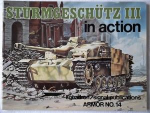 SQUADRON/SIGNAL ARMOR IN ACTION  2014. STURMGESCHUTZ III