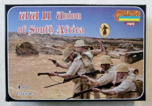 STRELETS 1/72 M103 WWII UNION OF SOUTH AFRICA