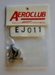 AEROCLUB 1/72 EJ011 MK-10 EJECTION SEATS
