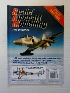 SCALE AIRCRAFT MODELLING  SAM VOLUME 23 ISSUE 09