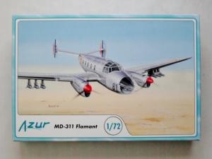AZUR 1/72 A087 MD-311 FLAMANT