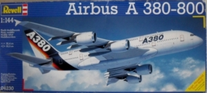 REVELL 1/144 04230 AIRBUS A380-800