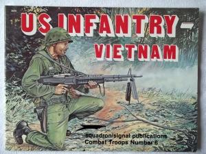 SQUADRON/SIGNAL COMBAT TROOPS  3006. US INFANTRY-VIETNAM