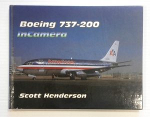 CHEAP BOOKS  ZB717 BOEING 737-200 IN CAMERA