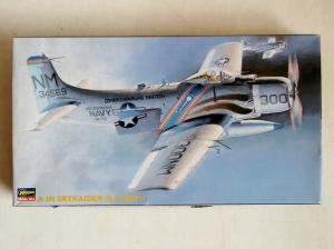 HASEGAWA 1/72 BP6 A-1H SKYRAIDER US NAVY