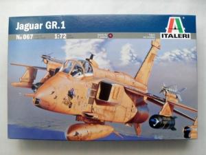ITALERI 1/72 067 JAGUAR GR.1