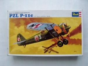 REVELL 1/72 H647 PZL P-11c