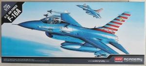 ACADEMY 1/72 12444 F-16A