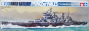 TAMIYA 1/700 B122 HMS PRINCE OF WALES