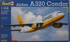 REVELL 1/144 04240 AIRBUS A320 CONDOR
