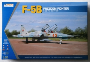 KINETIC 1/48 48021 F-5B FREEDOM FIGHTER